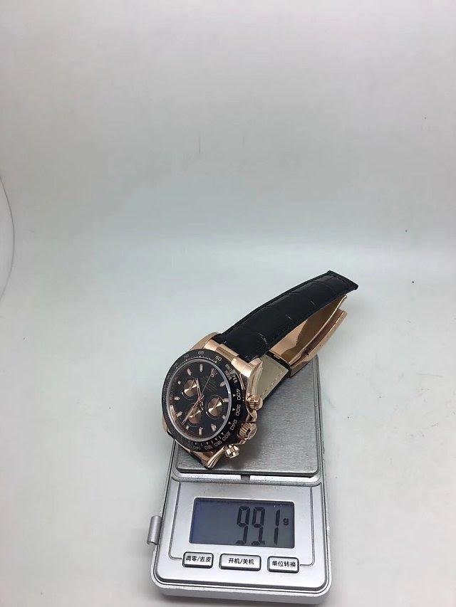 Rolex Daytona 116515 Weight