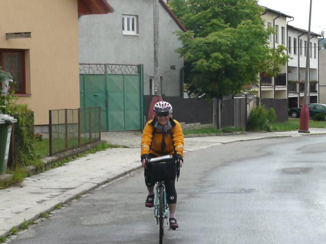 Lynne riding