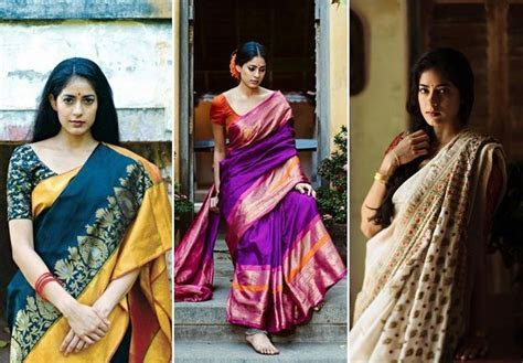 Only best 25  ideas about South Indian Sarees on Pinterest