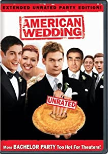 "Cover of ""American Wedding - Unrated (Wid..."
