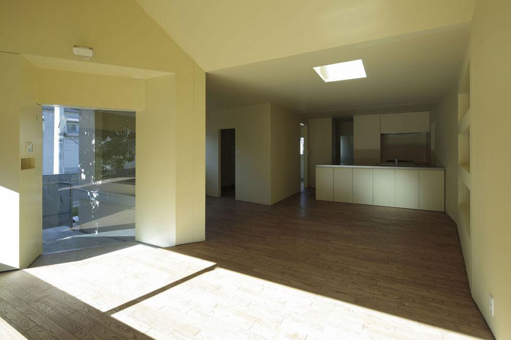 Ampliación, Casa en Higashi-Matsubara, Ken'ichi Otani Architects, arquitectura, casas