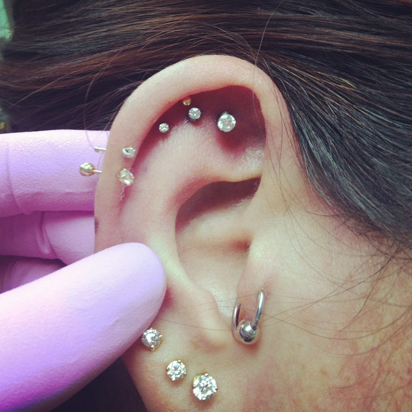 Triple Cartilage Piercings 40 Off Whats New Dragon Fx