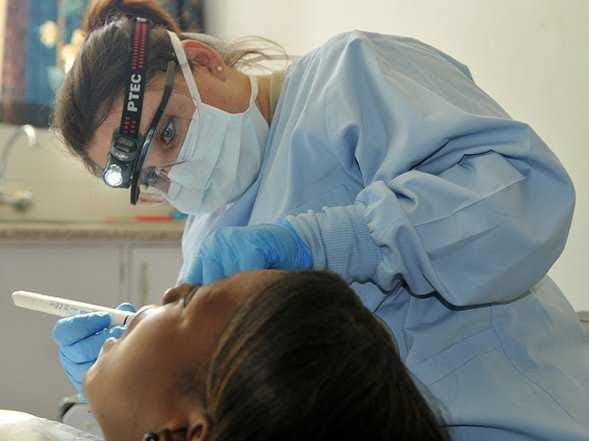 14. Prosthodontist