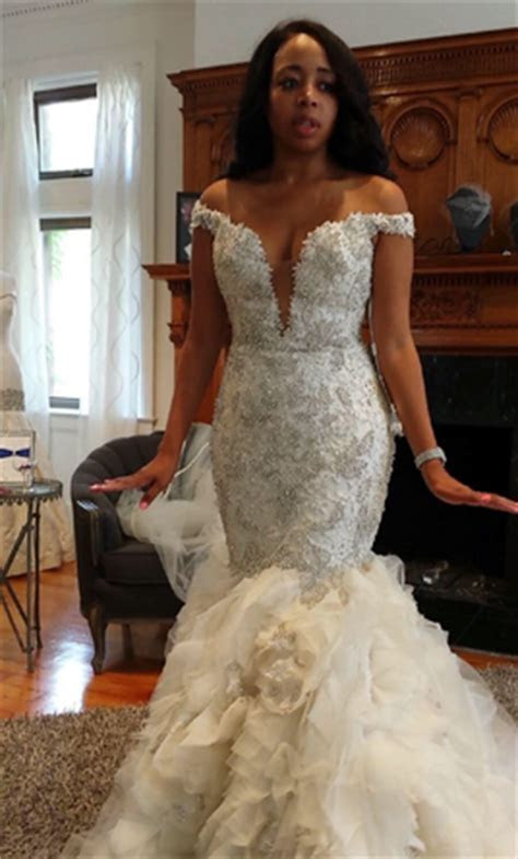 YSA Makino 68982 Wedding Dress   Used, Size: 10, $3,750