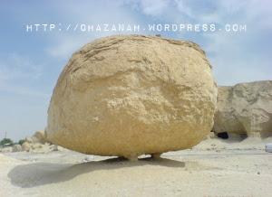 Batu Terapung PALSU 2