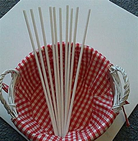 Cake dowels for tiered cake supports/Wedding cake supports
