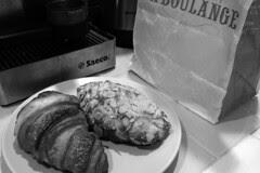 La Boulange - Almond Croissant