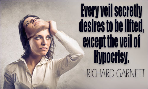 Hypocrisy Quotes