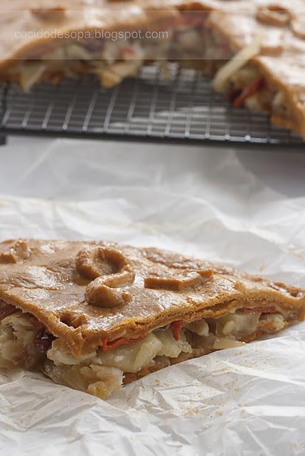 empanada de pimentón con bacalao_2