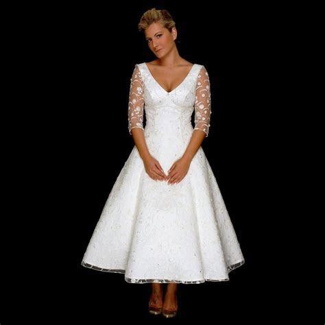 Modest Wedding Dresses For Mature Brides