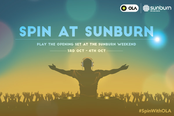 Win Cleartrip vouchers worth Rs. 10,000 and free Ride & VIP Tickets To Sunburn