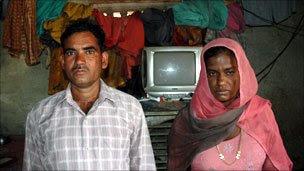Rambir and Thangkamma