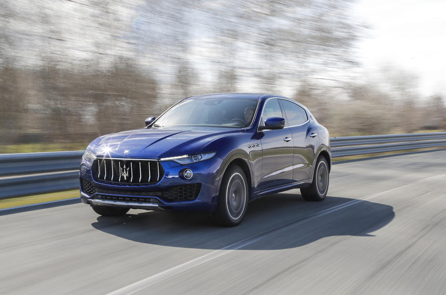 2016 Maserati Levante review | Autocar
