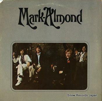 MARK-ALMOND s/t