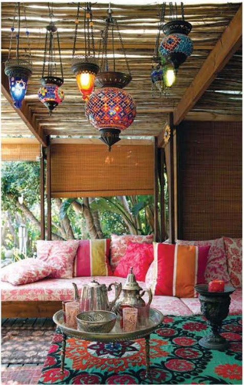Bohemian Chic Decor   Boho Design   Feng Shui Interiors   The Tao