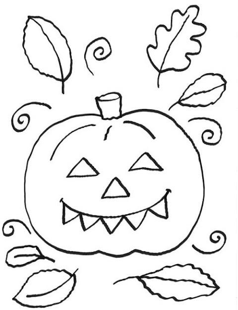 Halloween Malvorlagen Kostenlos Ausdrucken Quiz