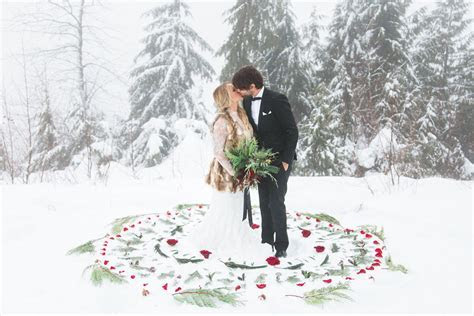 Why Not A Winter Wedding? Top Ten Reasons To Consider An