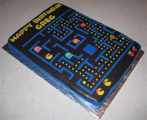 Best 25  Pac man cake ideas on Pinterest   Pac man party