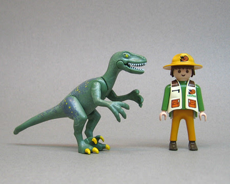 Love in the time of chasmosaurs playmobil dinosaurs - Dinosaur playmobile ...