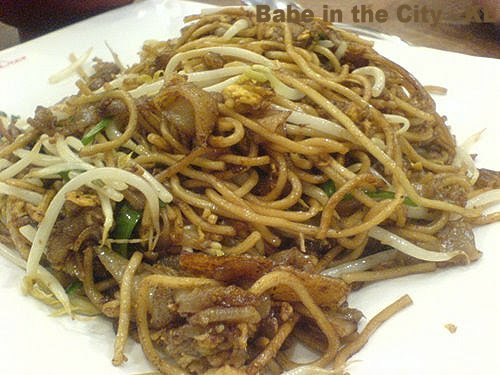 RD - char koay teow RM6.80