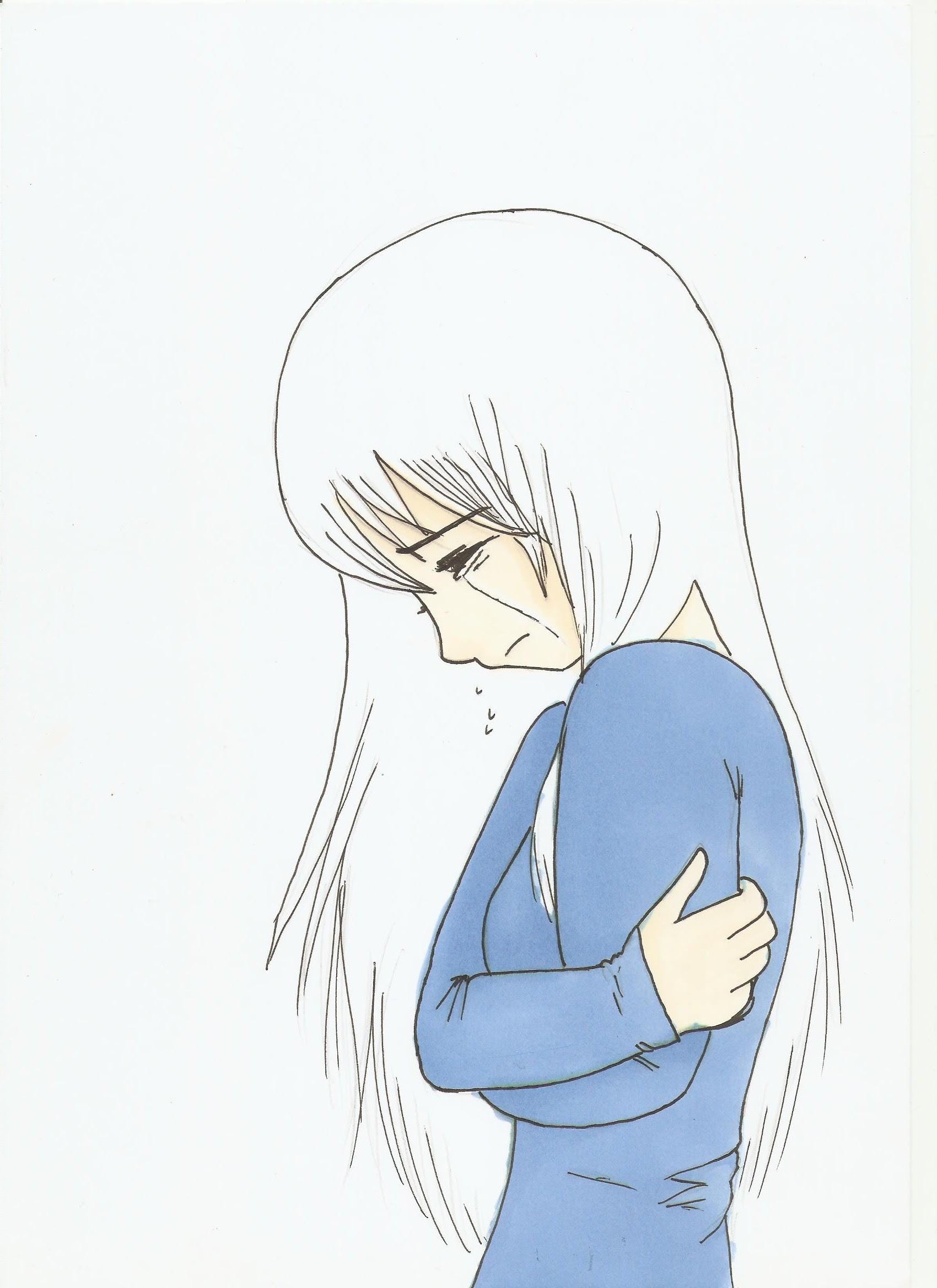 Crying Anime Heart Broken Sad Anime Girl Wallpaper Anime Wallpapers
