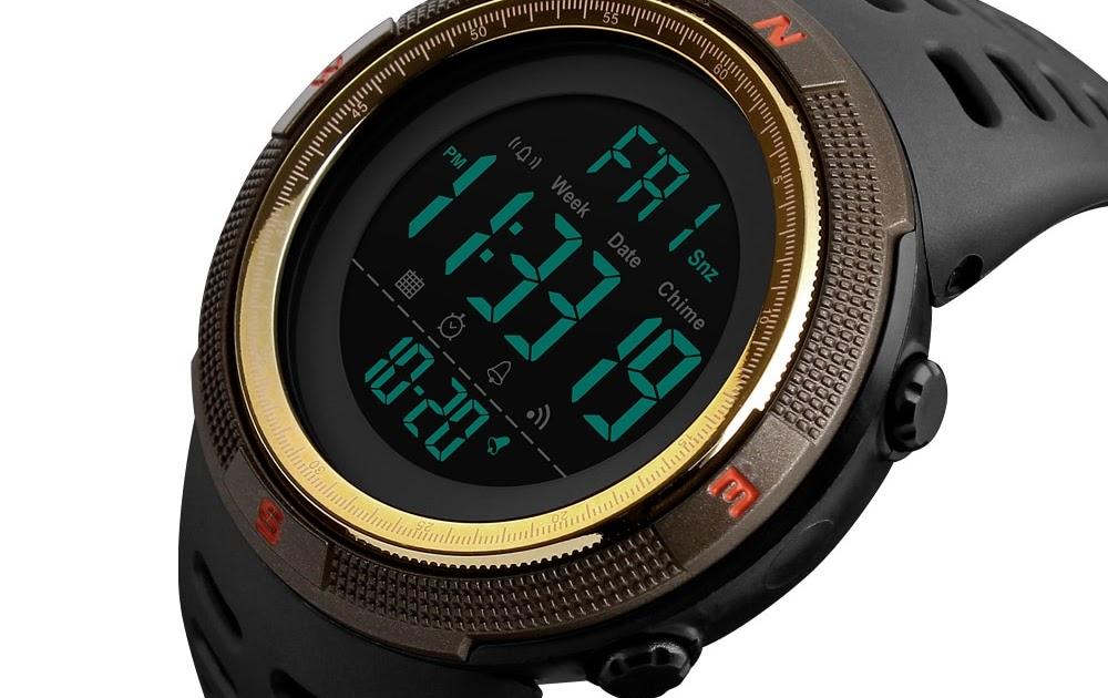 bb7ca21f53ef Comprar Nuevo Reloj SKMEI Para Hombre De Moda Casual LED Digital  Impermeable Al Aire Libre Deportivo Hombres Multifunción Relojes Pulsera  Estudiantes 2018 ...