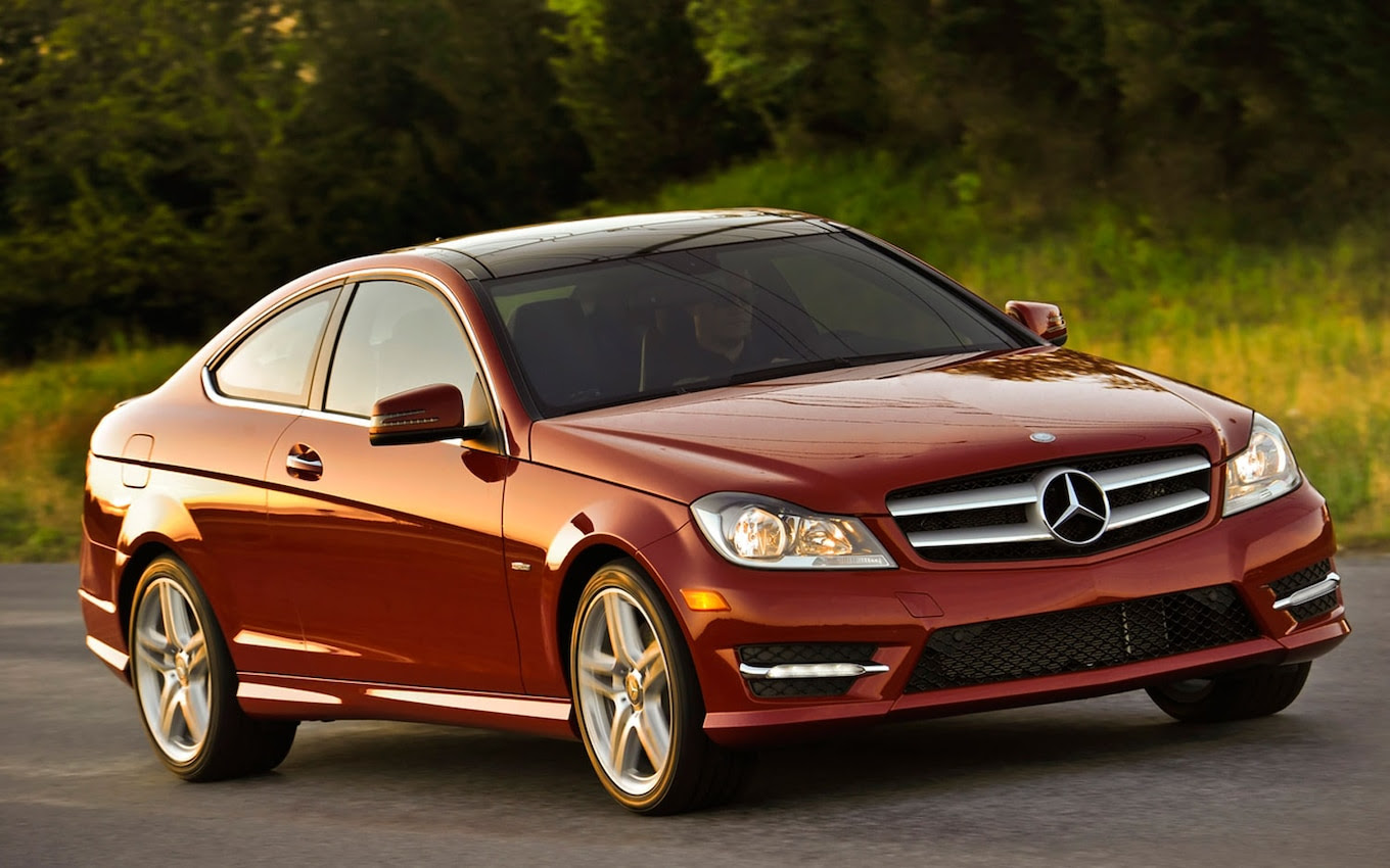 2012 Mercedes-Benz C-Class Reviews and Rating | Motor Trend