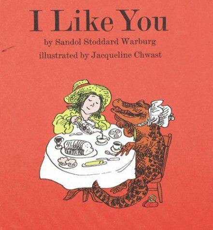 I Like You book cover