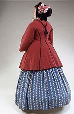 Women's Clothing at 1860