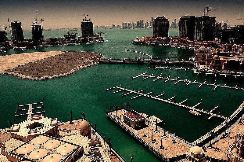 diaforetiko.gr : Qatar Pearl Lagoon Τα 10 πιο εντυπωσιακά τεχνητά νησιά στον κόσμο!