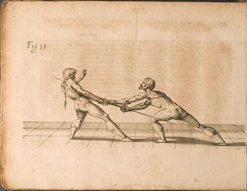Fecht-kunst - Nicoletto Giganti, 1622 b