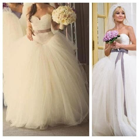 Love Kate Hudson's dress from Bride wars   Wedding Dresses