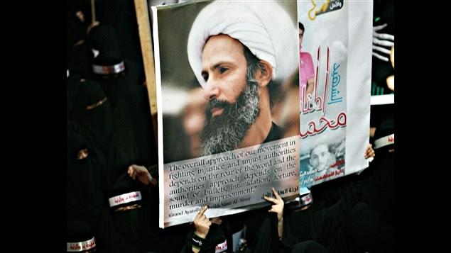 Le chef religieux chiite Nimr Baqr al-Nimr était le visage de la contestation politique en Arabie saoudite.