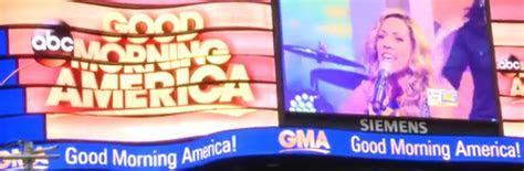 the 2013 nominees were announced on good morning america by