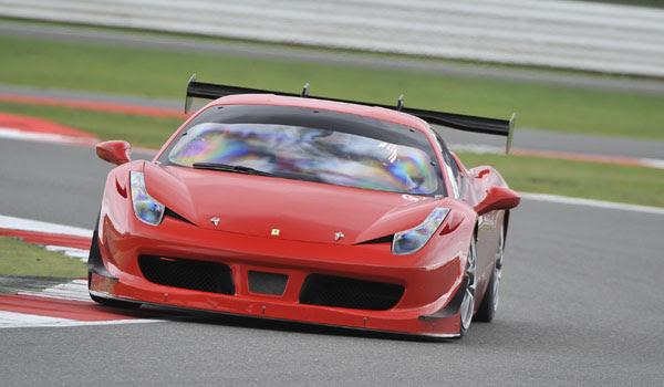 Ferrari 458 Challenge Ff Corse