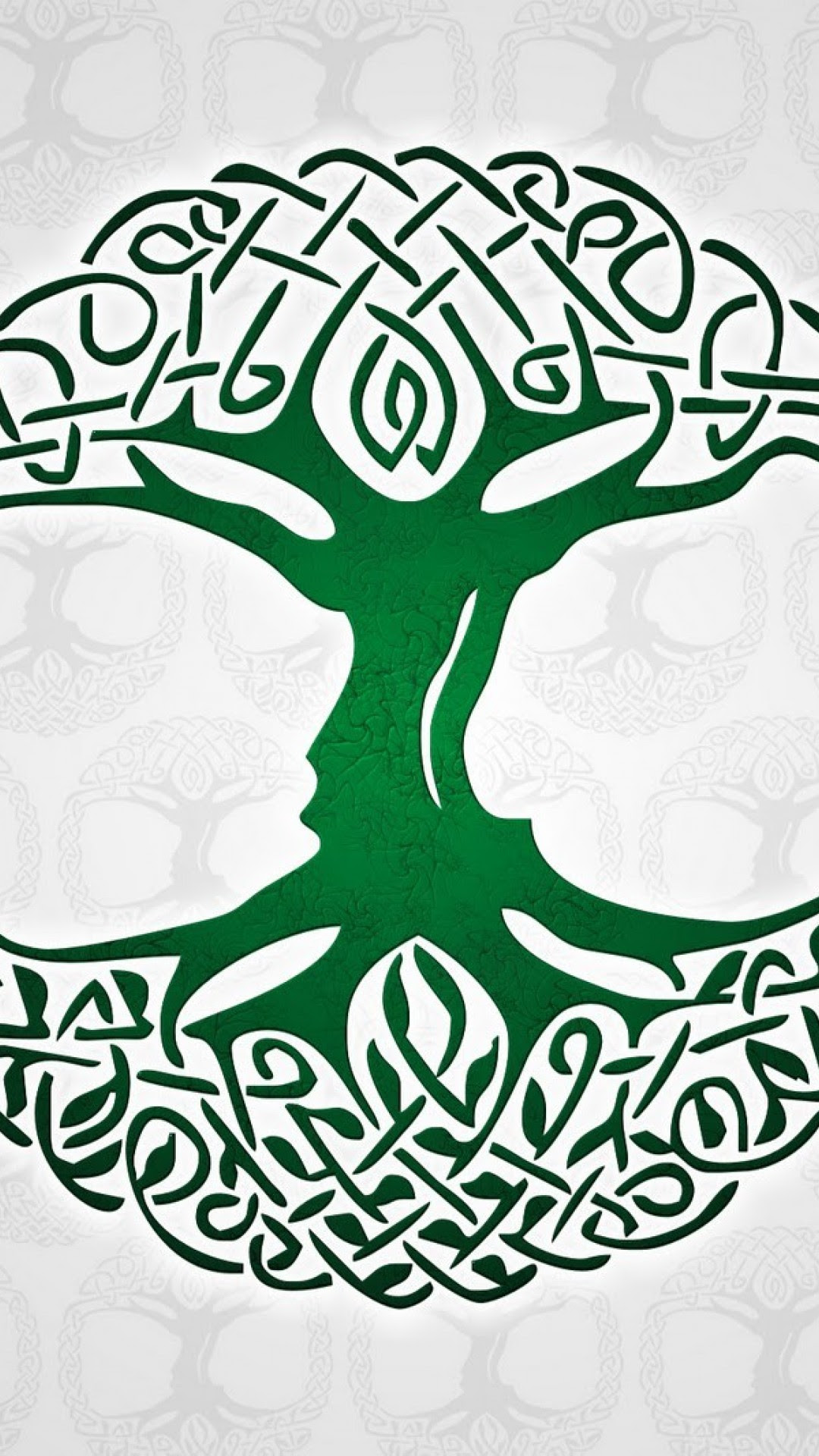 Celtic Tree Of Life Hd Wallpaper Iphone 6 6s Plus Hd Wallpaper