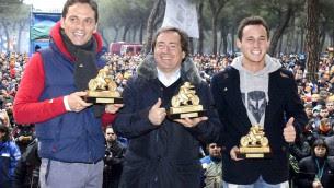 Pingüinos de Oro 2013 mediaset