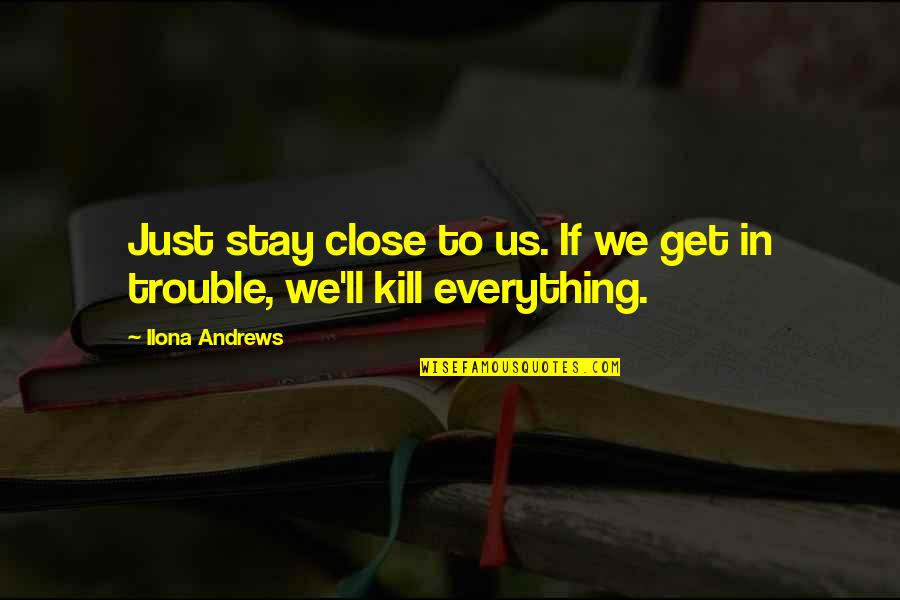Funny Stay Out Of Trouble Quotes Top 1 Famous Quotes About Funny