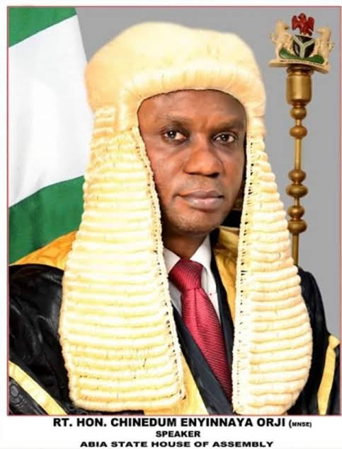 #NEWS: Abia Speaker Emerges Best Performing State Assembly Speaker Of The Year