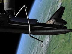 STS-118 TPS Repair Sim #1