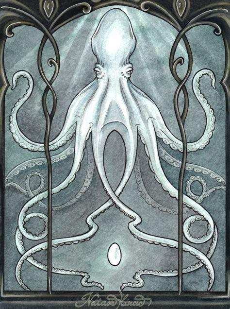 art nouveau octopusmore pins    fosterginger