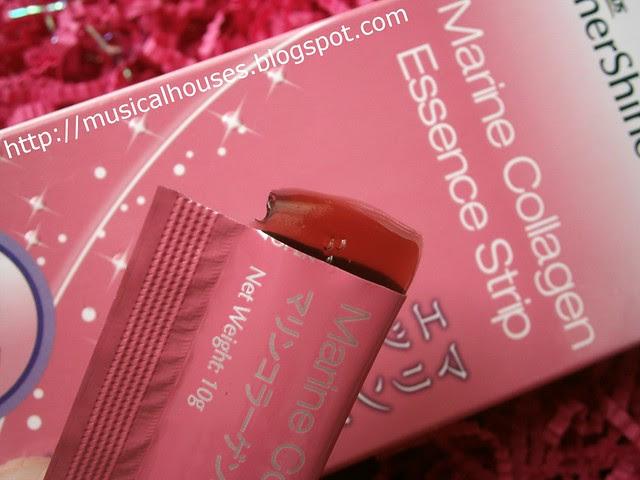 brands marine collagen essence strip product