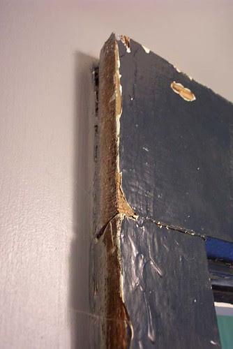 Super ugly part of the door