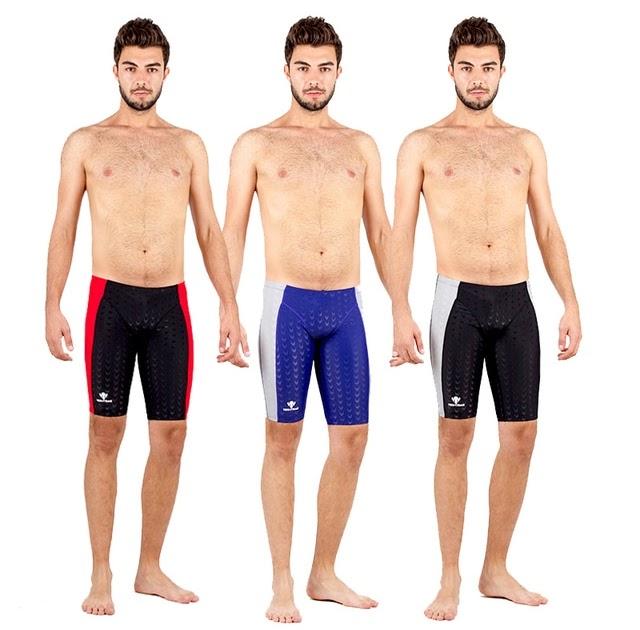 c1ff0ec857 Compareand HXBY Competition Racing Swimwear Men Swimming Trunks Men's Swimming  Sharkskin Swimsuit Men Training Jammer Mens Swim Shorts 5XL Cheap