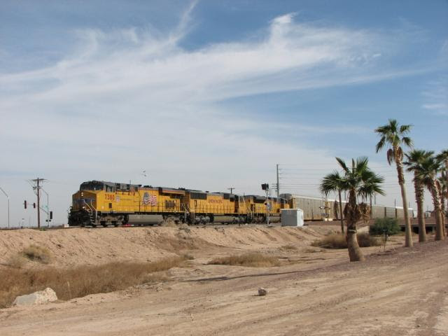 UP 7380, Maricopa, Arizona