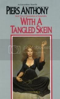 With a Tangled Skein (Incarnations of Immortality - Book 3)