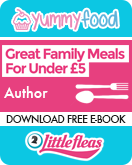 Author & Contributor to Great Family Meals for Under £5
