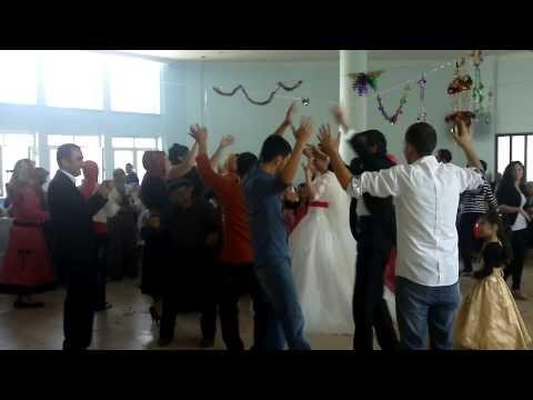 Yusuf İş'in Düğününden Görünümler Video Çekim Hasan Ali Çelmeli