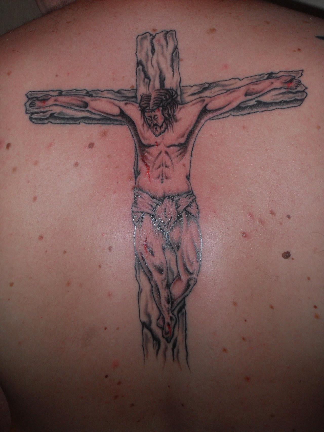 Jesus And Cross Tattoos Tattoos Designs Ideas