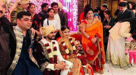 Ex Bigg Boss contestant Gaurav Chopra ties the knot with